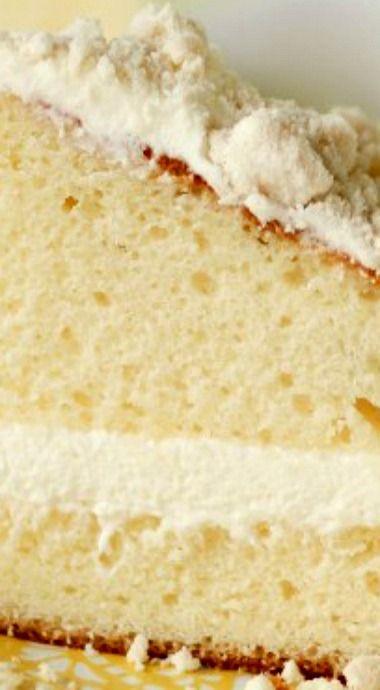 Olive Garden Lemon Cream Cake