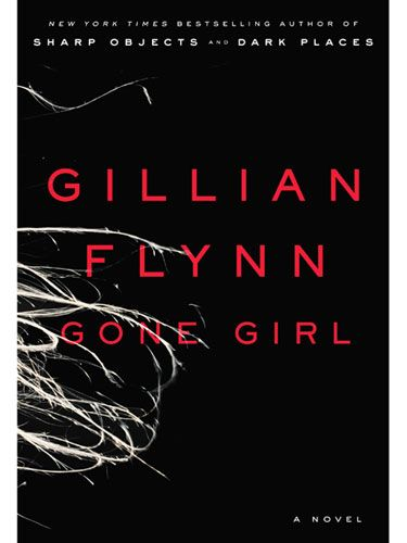 """You've heard about it, we've recommended it...it's about time you read Gillian Flynn's """"Gone Girl""""! #books #gonegirl"""