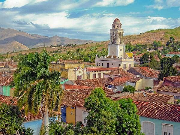 This is Trinidad. Trinidad has a lot to offer because of its natural attractions. It is considered to be the museum city of Cuba because of its preserved history. Looking to visit Cuba, then visit my website at shervonyabraswell.inteletravel.com or contact me on Pinterest or by e-mail at hontoy39@gmaill.com for booking assistance.