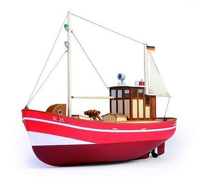 #Graupner anja sl35 fishing boat #(g2120) rc #model boat kit,  View more on the LINK: http://www.zeppy.io/product/gb/2/322340613239/