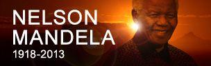 Nelson Mandela 1918-2013 RIP