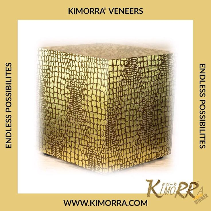 """4 Likes, 1 Comments - Changing The Face (@ctfoc) on Instagram: """"Kimorra® veneers are versatile - applied to MDF and other surfaces they can be used for furniture…"""""""
