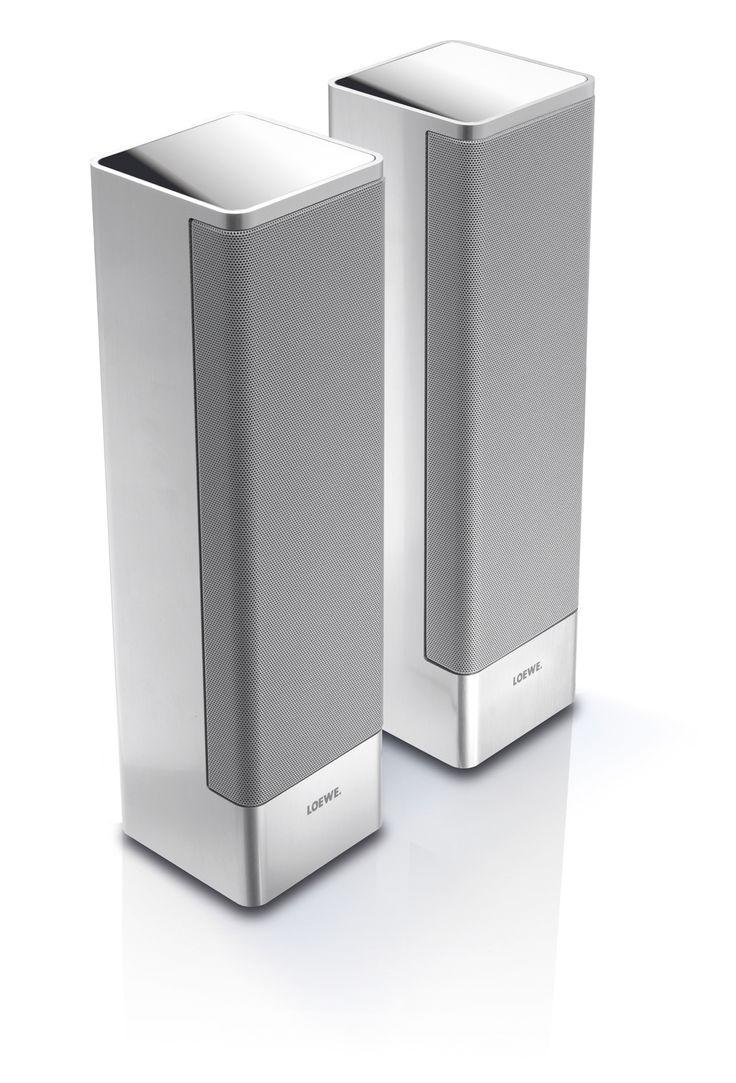 loewe individual sound universal speaker audio. Black Bedroom Furniture Sets. Home Design Ideas