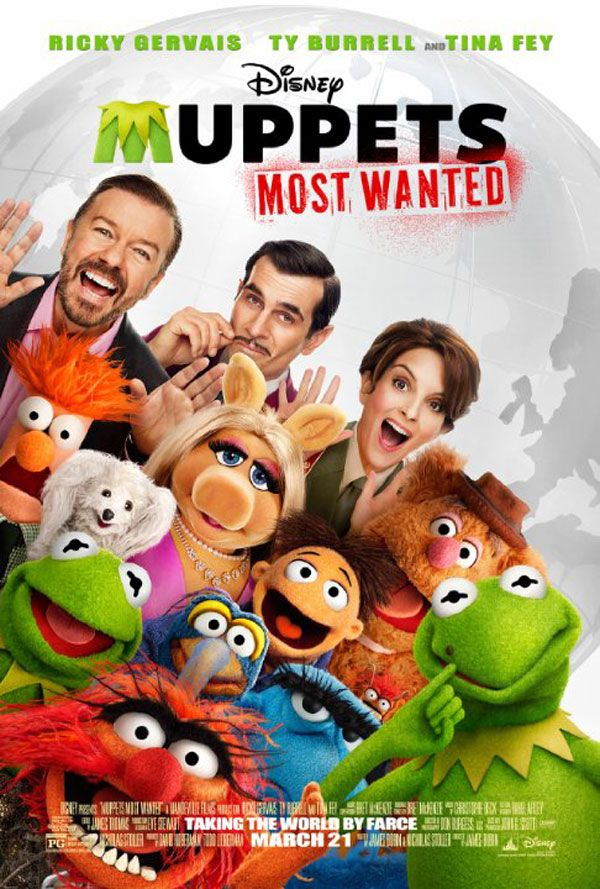 Cine infantil: las películas de 2014