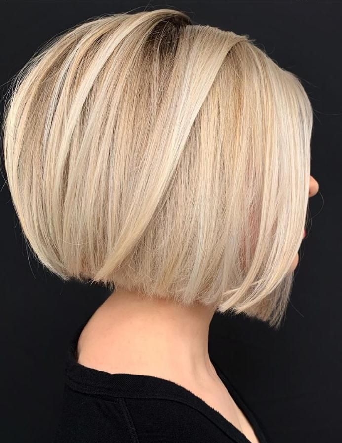 46 Best Short Bob Haircuts And Hairstyles For Women In 2020 Lily Fashion Style Blonde Hair Color Short Hair Styles Hair Styles