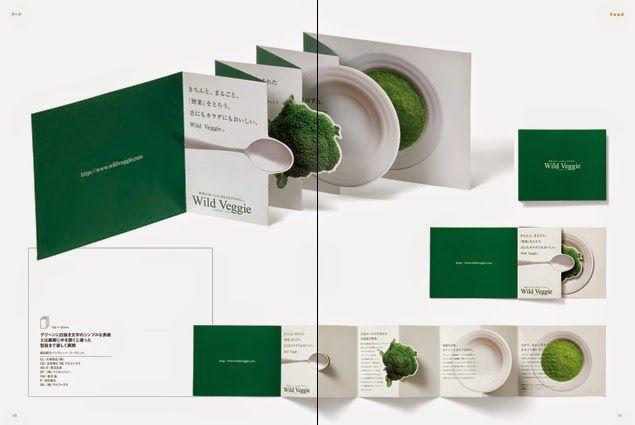 印刷世界大小事: DM型錄「摺法小應用」