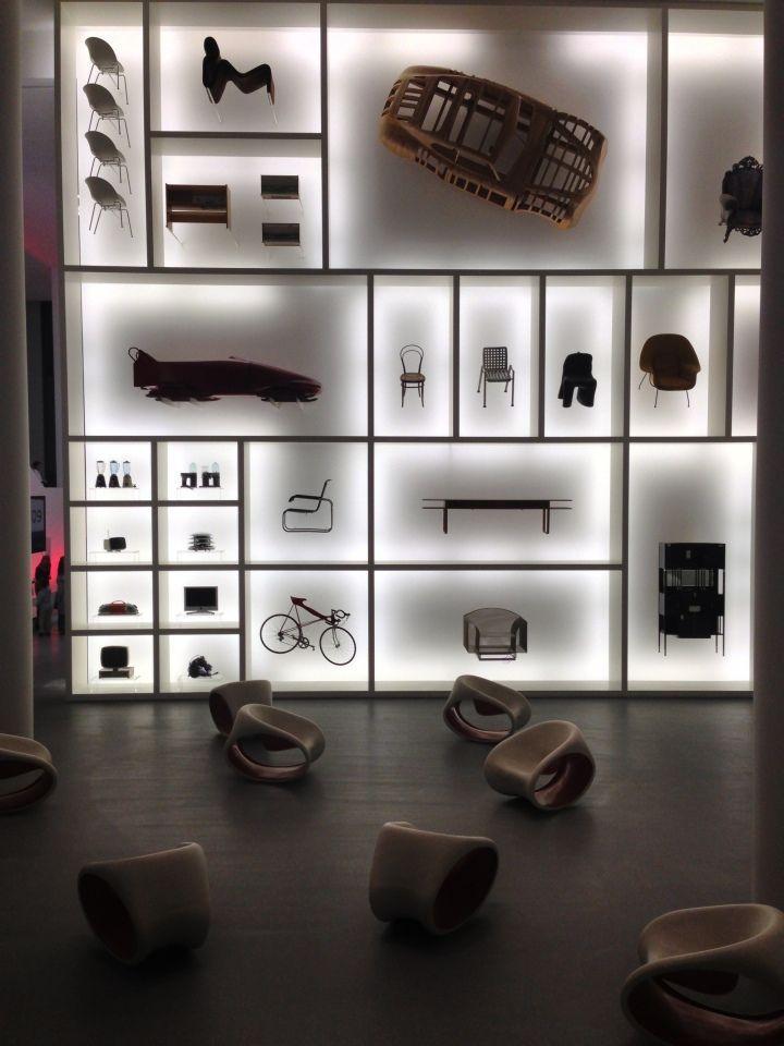 ronbeckdesigns:  Audi design wall at Pinakothek der Moderne Munich Germany