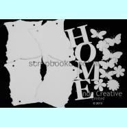 Tando Creative - HOME Hanging Kit (greyboard)