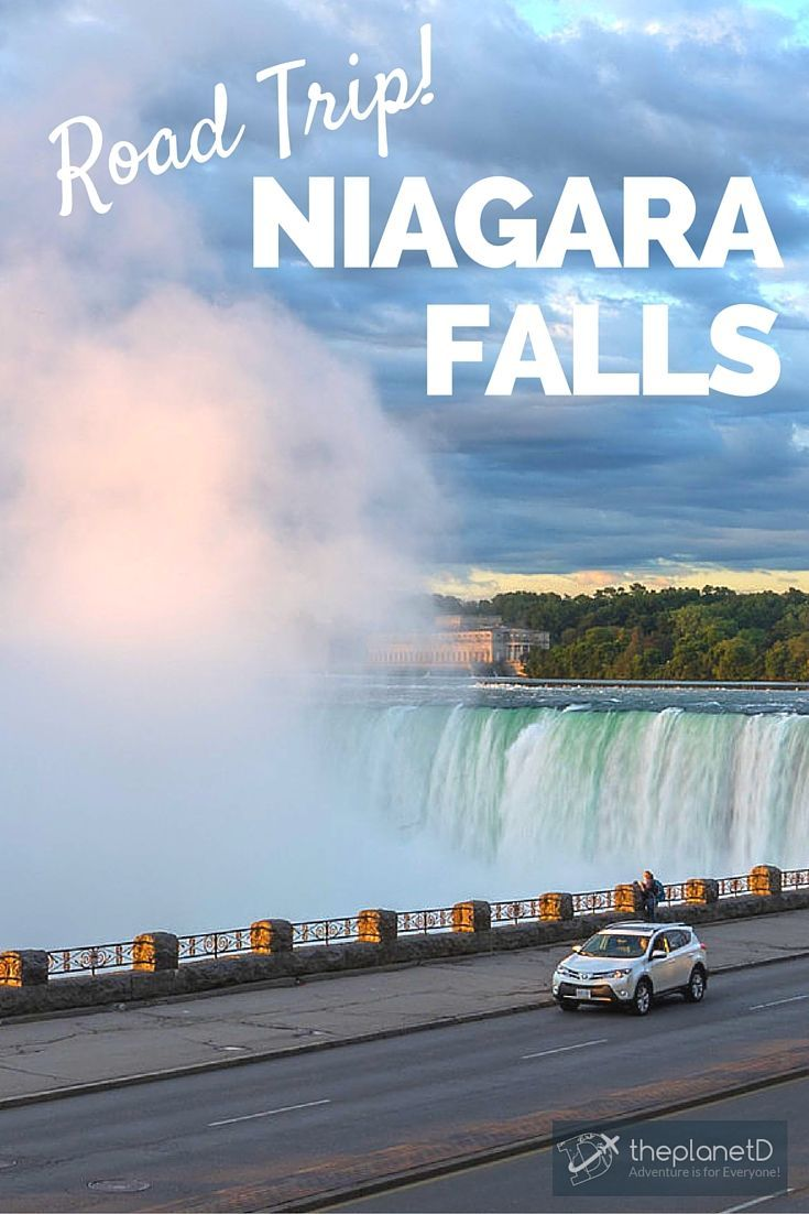 Niagara Falls Road Trip: The region is quickly turning into a quiet getaway where people can sip wine by candlelight, stroll through secluded paths, and step back in time in an historic village | The Best of the Niagara Parkway | The Planet D: Adventure Travel Blog: