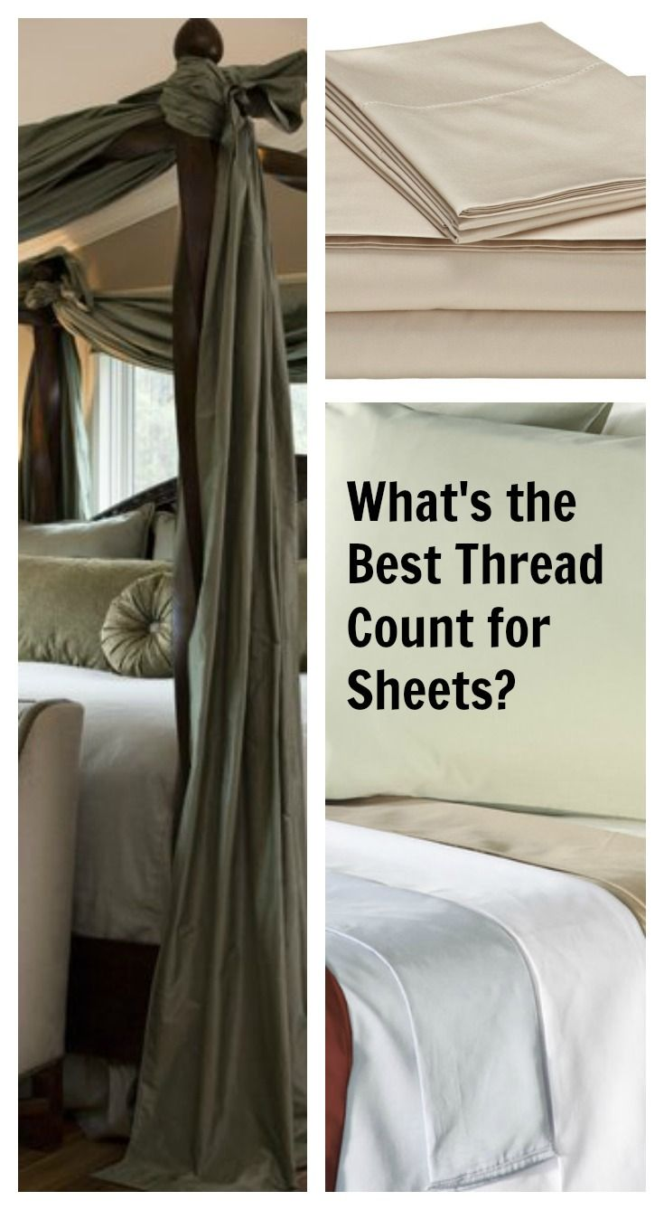 What is the best thread count for sheets? Learn all about it in my #ebay guide
