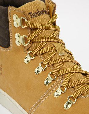 Timberland | Походные ботинки Timberland Groveton Alpine на ASOS