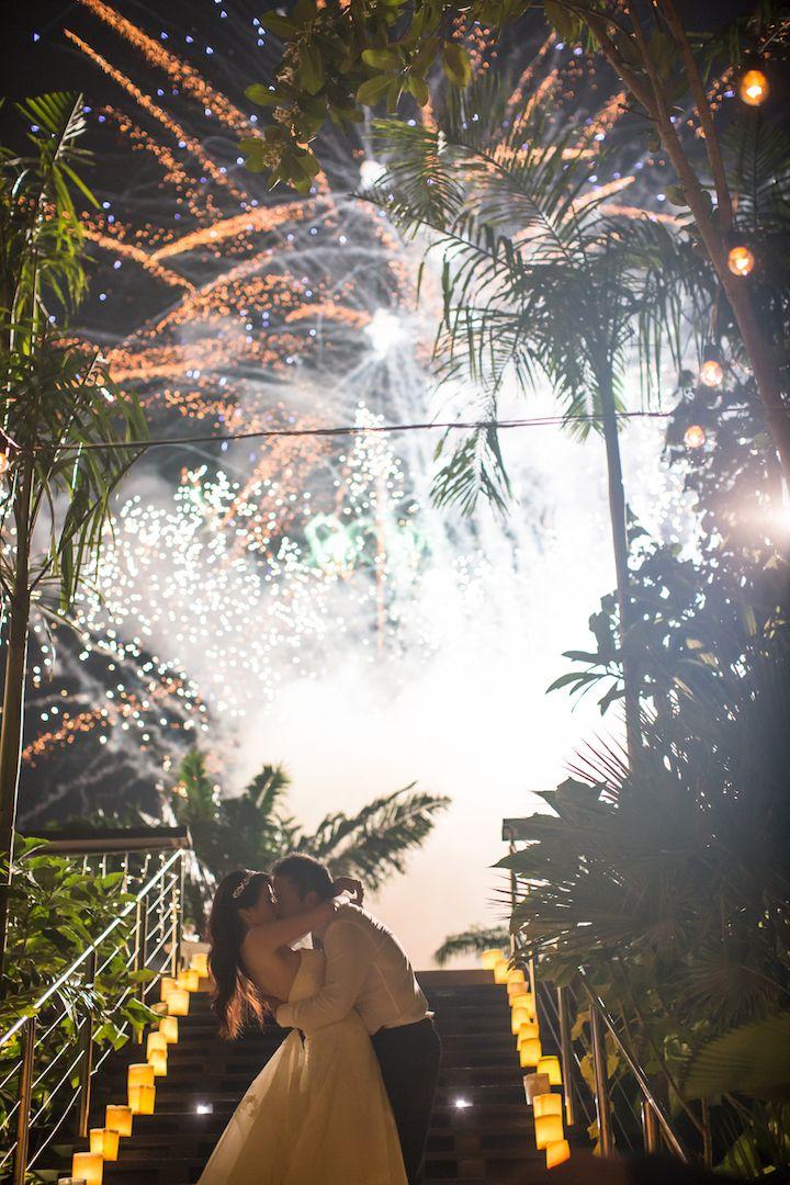 Fairy Tale Wedding Firework