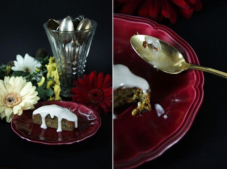 Recette de mini cakes à l'orange et aux graines de pavot {Bigoût le blog}