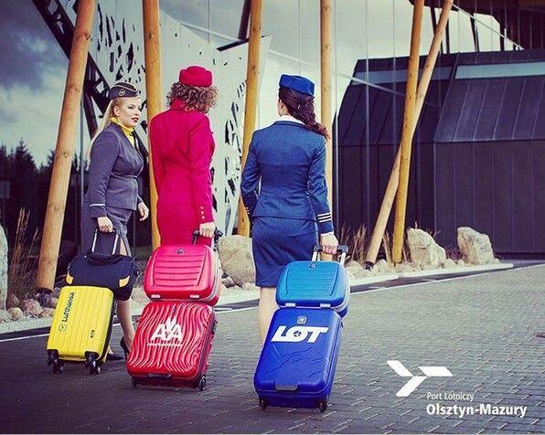 Wspomnienie sesji zdjęciowej dla #teatrolsztyn #mazuryairport #mazurylotnisko #lotnisko #airport #szymany #lotniskoszymany #szymanylotnisko #mazury #stewardess