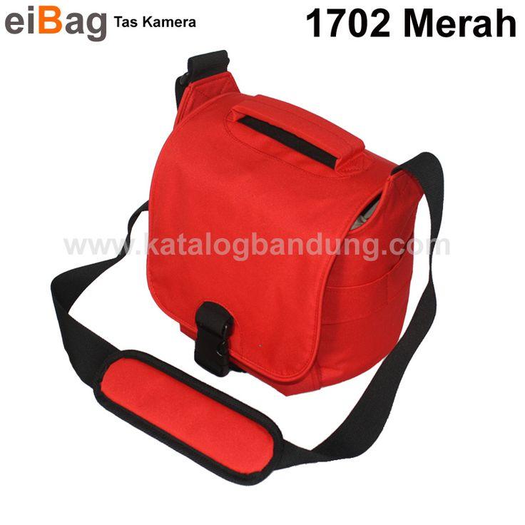 Tas kamera Bandung harga murah kode produk 1702 Merah