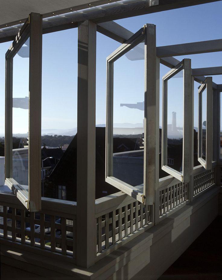 Pivoting Window Center Pivot Windows