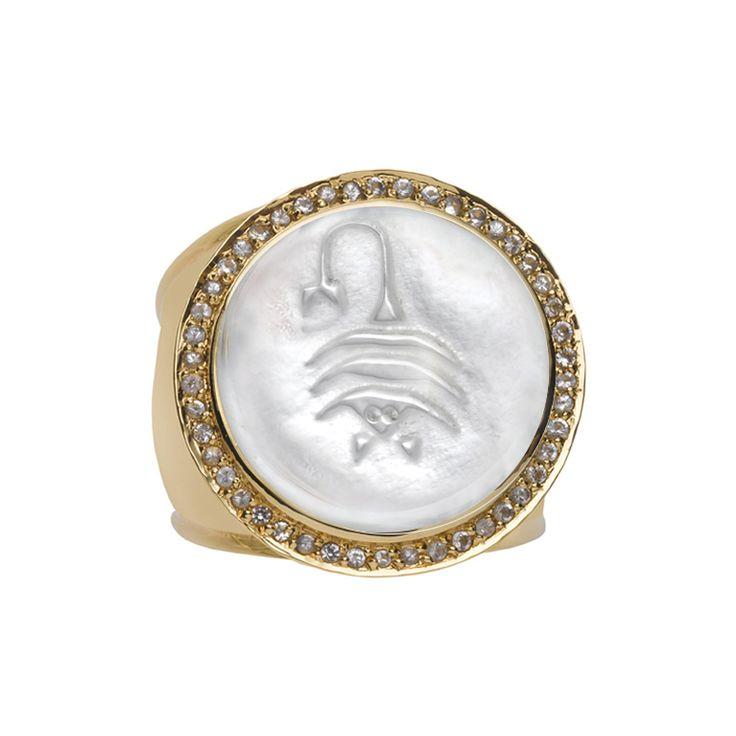 Labradorite ring Scorpio birthstone Labradorite by SabarArt |Scorpio Gemstone Rings