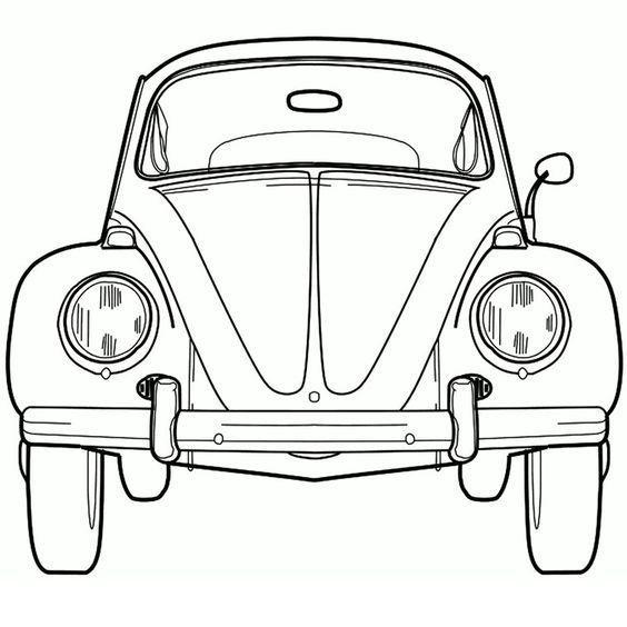 pin von marcelo pereira auf vw  leinwandkunst vw käfer