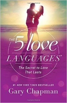 Book of the Week: The 5 Love Languages by Gary Chapman