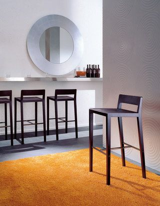 Bryant Sgabello Stool By Porada. Practical And Innovative, Opera Designu0027s  Bryant Sgabello Stool Is A Perfect Addition To Minimalist Homes And  Contemporary
