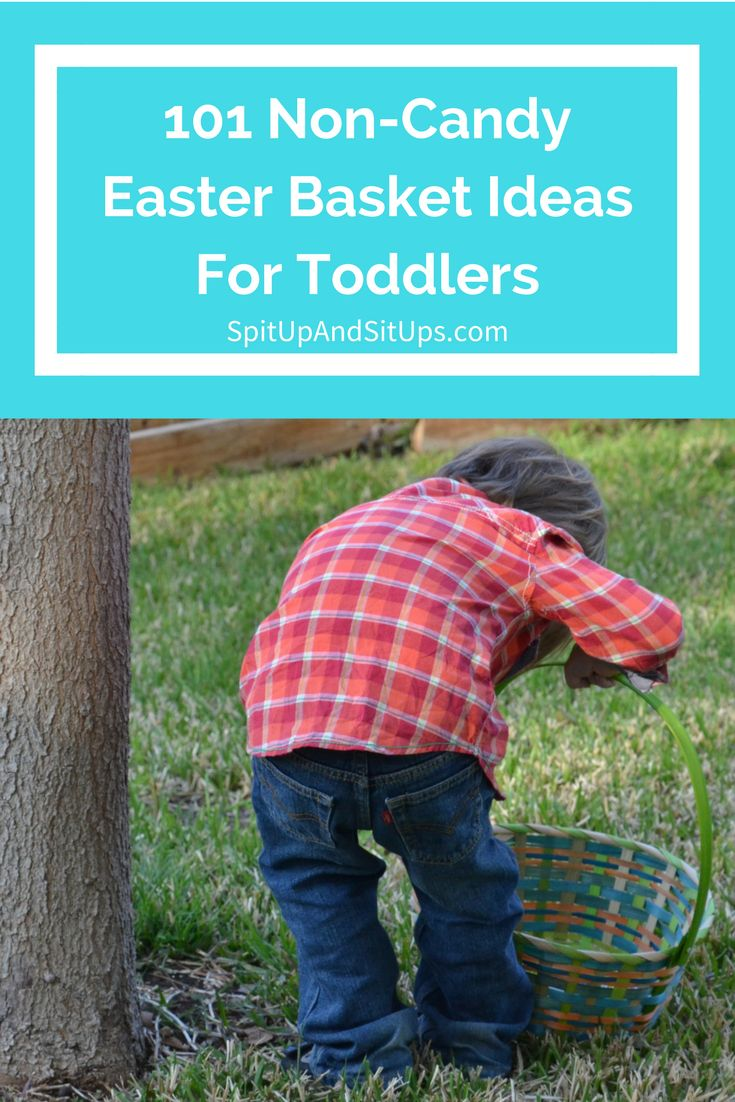 25 unique easter toys ideas on pinterest the bunny bunny bunny 101 non candy easter basket ideas for toddlers negle Images