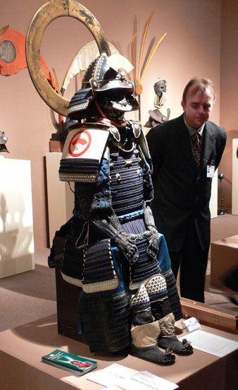Robert Winter Japanese Art. Japanese Armour & Works of Art