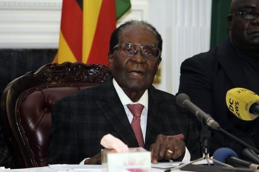 Zanu PF 'shocked' by Mugabe speech #zimbabwe