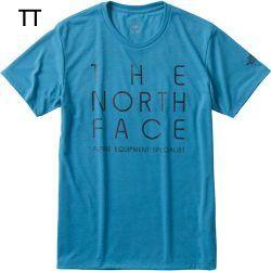 ○ノースフェイスNT31780・TNFティー(メンズ)
