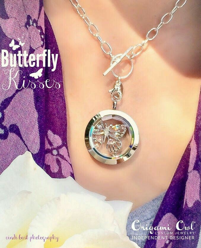 I'm an Independent Designer for Origami Owl. I hope you love our custom jewelry as much as I do.