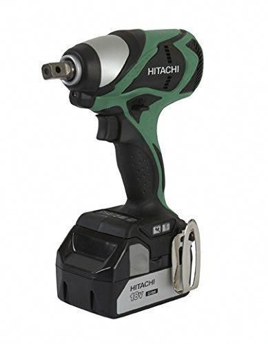 Hitachi Wr18dbdl 18 Volt Brushless Impact Wrench Handhelddrill Compare Cordless Drills Drill Diy Tools