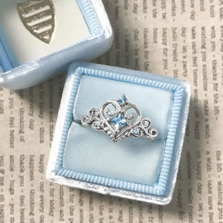 A Cinderella Story. Personalize this ring online with your choice of metal, birthstones and custom engraving!