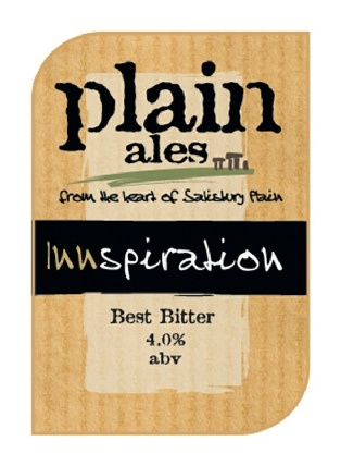 Another local real ale brewer: Plain Ales. Also lovely.