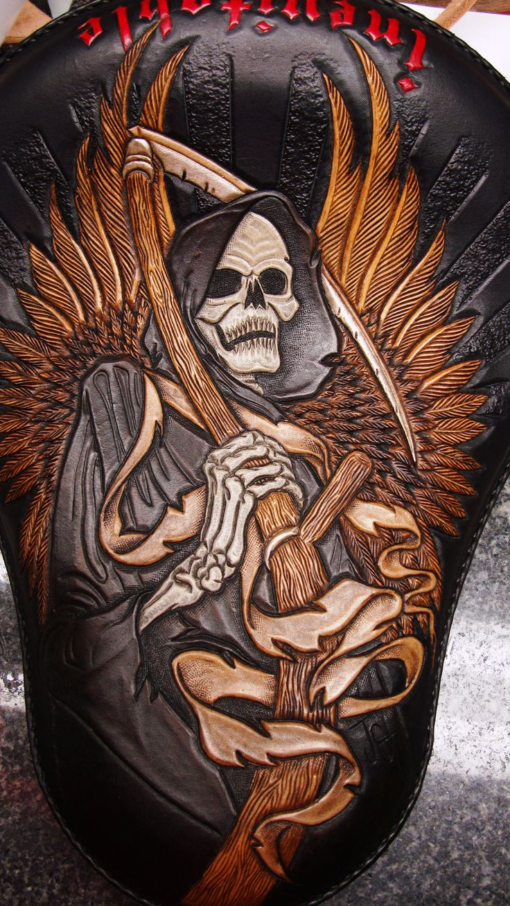~Custom Harley, Chopper, Bobber or any kind of motorcycle seats.