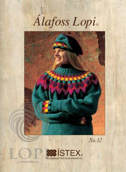 Lopi Pattern Book No. 12