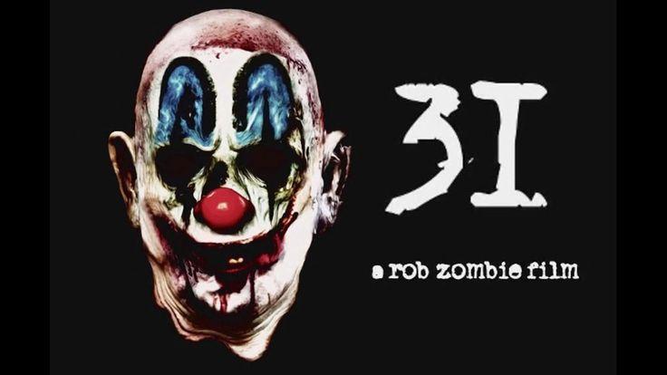 Terror | Thriller - HD 720p Cinco personas son secuestradas en los días previos a Halloween y mantenidos como rehenes en un lugar llamado Murder World. Mientras están atrapados, deben jugar un juego violento llamado 31, donde la misión es sobrevivir 12 horas contra una pandilla de payasos malvados.....