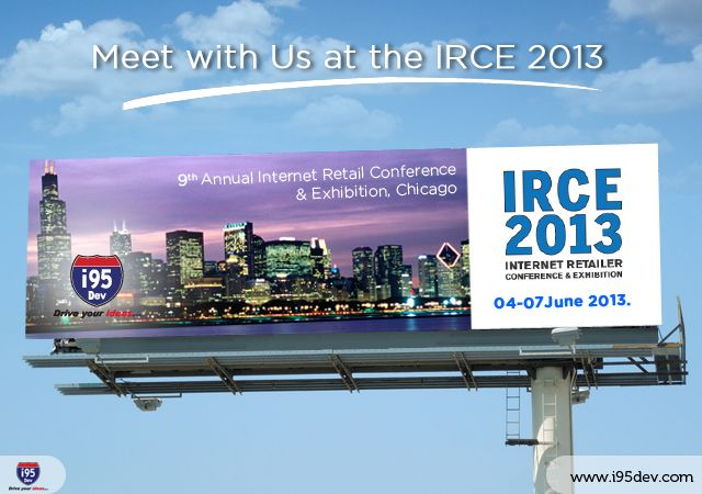 AnnouncementBlog_Meet with Us at the IRCE 2013-v1