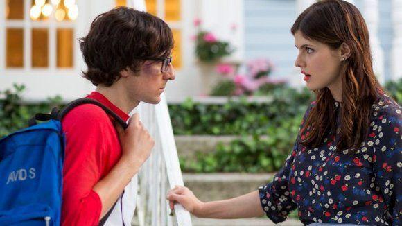 Baked In Brooklyn Movie - Josh Brener And Alexandra Daddario