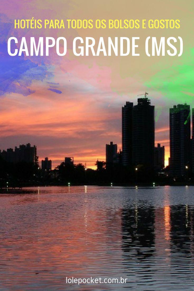 Uma seleção de acomodações em Campo Grande (MS) a partir de R$ 50!