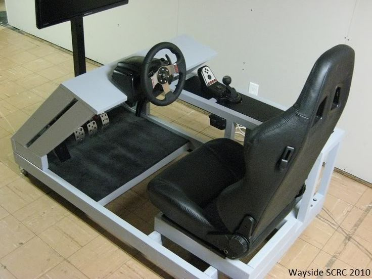 26 Best Diy Racing Wheel Stand Images On Pinterest