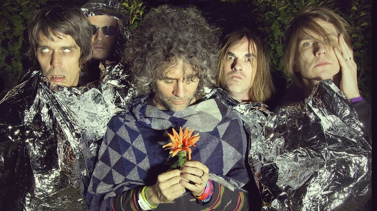The Flaming Lips new album, The Terror, comes out April 16.