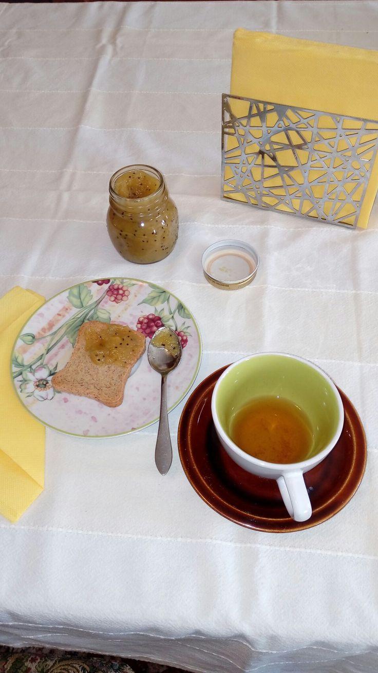 28.4.2017 miele di kiwi