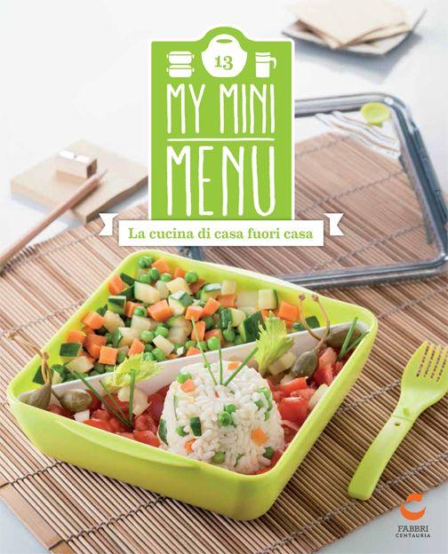 Da domani in #edicola Lunch box con posata! http://bit.ly/MyMiniMenuCollection