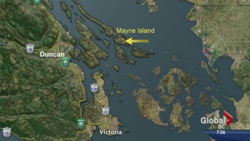 Small Town BC: Mayne Island