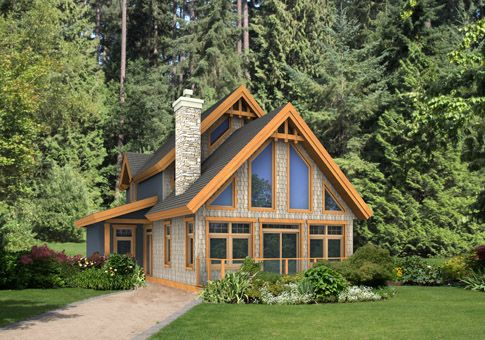 Home Award Winners Post & Beam Modern Homes Traditional Homes Retreats & Cottages Country Homes Prow & Cedar Homes Timber Frame & Log Estate Homes Small Cabins Residential Craftsman Ranchers Basement Entry Garages & Outbuilding House Plans - The Valleyview … Read More