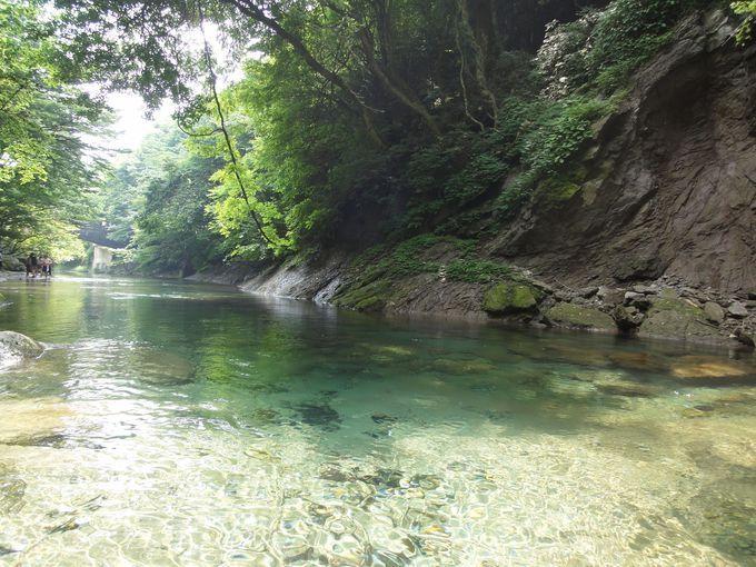 木の俣川 栃木県