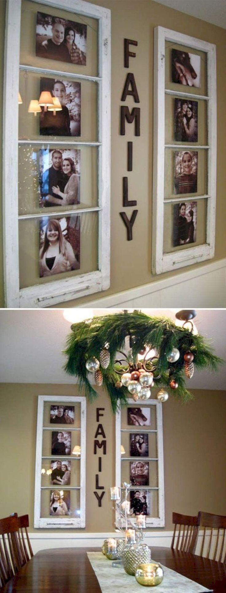 17 cool diy home decor picture frames - Unique Diy Home Decor Ideas