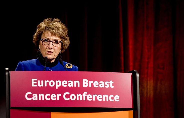 Prinses Margriet opent borstkankerconferentie