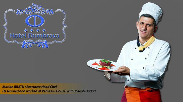 Chef Adrian Bratu