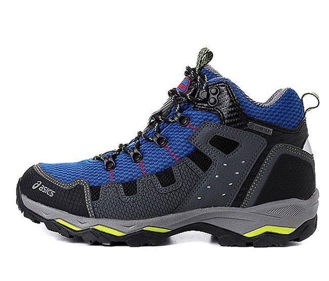 Asics Mens GEL-MONTALTO Gore-tex Mid Sports Trekking Shoes Hiking Boots #ASICS…