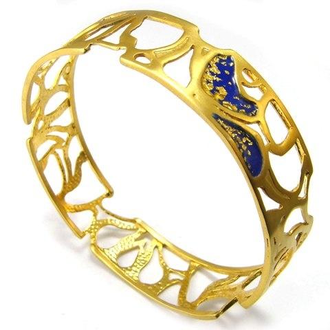 Parthenon Greek Jewelry Made in Greece Bracelet Titanium